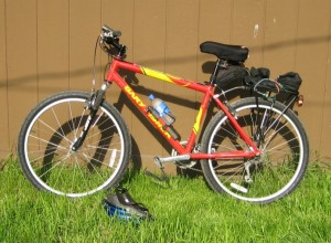 2000 Gary Fisher Marlin commuter